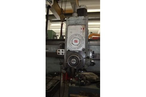 Radial Drilling Machine CASER F 80-3000 1990