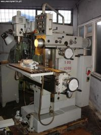 Toolroom Milling Machine Avia FND 32 AT