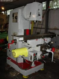 Vertical Milling Machine Jafo FYD 32
