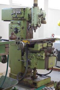 Universal Milling Machine STANKOIMPORT 6P80 SZ