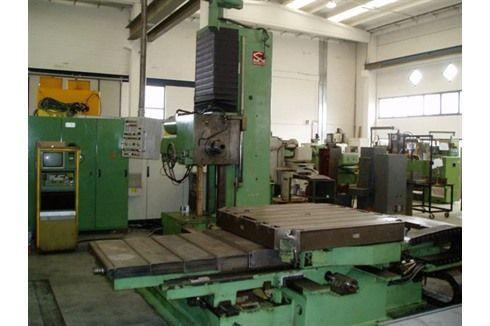 Máquina de perfuração horizontal SAN ROCCO MEC 120 CN 1994
