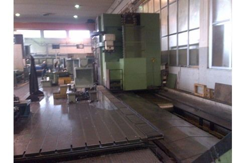 CNC Milling Machine FIL FCM 800 CNC 1995