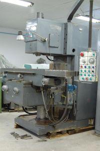 Universal Milling Machine STANKOIMPORT FYJ 40