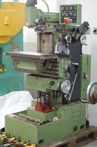Toolroom Milling Machine TOS-ŻEBRAK TOS FN 20 OPTIC