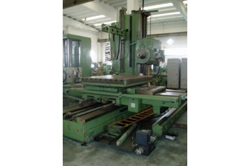Horizontal Boring Machine CERUTI AD 125 1989