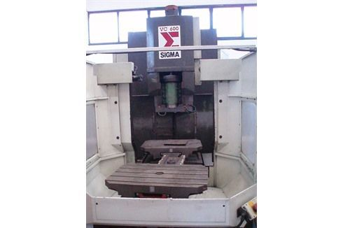 CNC Vertical Machining Center SIGMA VC 600 P 2001