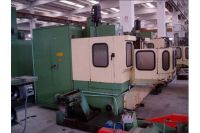 CNC vertikal fleroperationsmaskin SIGMA VC 600 CP