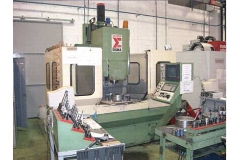 CNC Vertical Machining Center SIGMA VC 1000 1994