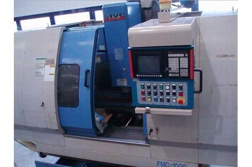 CNC Vertical Machining Center FULLAND FMC 1000 1999