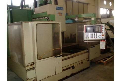 CNC Vertical Machining Center FAMUP CLV 80 1991