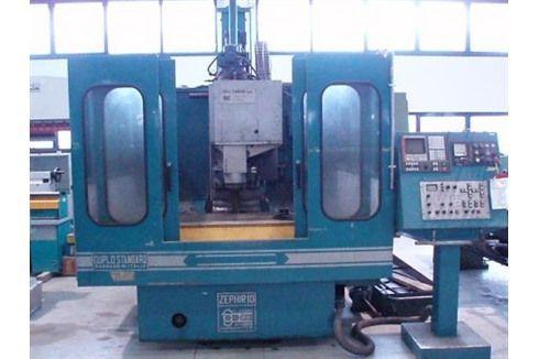 Centro de mecanizado vertical CNC DUPLOSTANDARD ZEPHIR 10 1990
