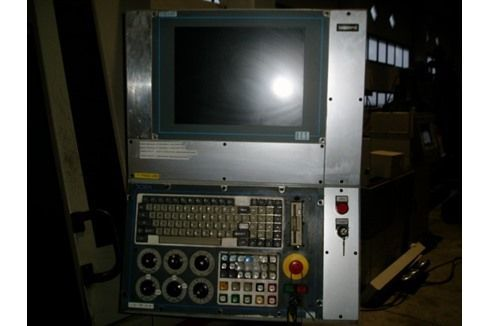 CNC Vertical Machining Center CINCINNATI SABRE 1250 1996