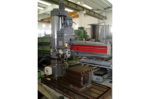 Radial Drilling Machine CSEPEL RF 50/1600 1994