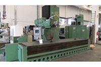CNC-fräsmaskin MECOF CS 105