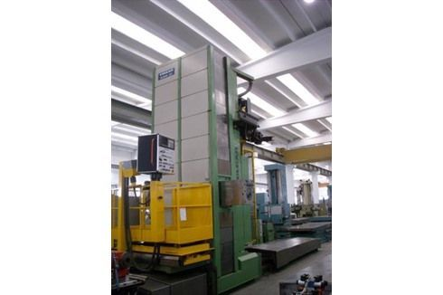 CNC Milling Machine COLGAR PROGRAM 1995