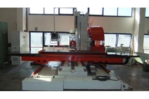 CNC Milling Machine SECMU OPERATOR 2 CNC 1997