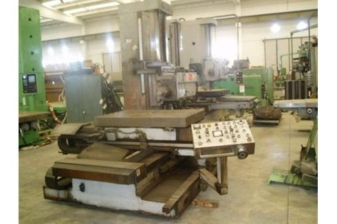 Bed Milling Machine MONTI MAF 50 1987