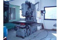 Vertical Milling Machine SACHMAN S 80