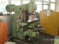Universal Milling Machine Jafo FWD 32 U