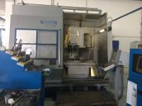 CNC Vertical Machining Center MIKRON VCP 1000