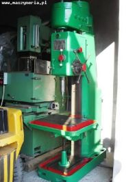 Box Column Drilling Machine CHOFUM WKA-40