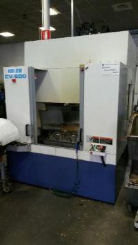 CNC centro de usinagem vertical MORI SEIKI 500 CV