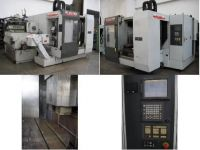 CNC verticaal bewerkingscentrum STAMA MC-331 TWIN