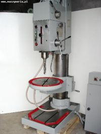 Masina de gaurit coloana EUROMETAL 6GCO