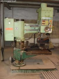 Radial Drilling Machine CEGIELSKI WRS 32