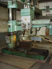 Radial Drilling Machine STANKOIMPORT 2M55