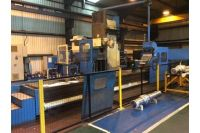 CNC Milling Machine ASQUITH HE 4000 S BUTLER ELGAMILL