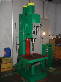 Box Column Drilling Machine INFRATIREA - ORADEA 6GM A