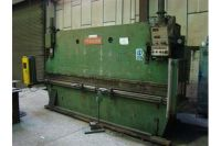 Hydraulic Press Brake PEARSON 100 x 12