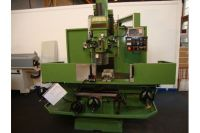 Bed Milling Machine EUROPA 8 BVS BED TYPE