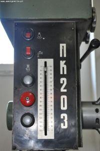 Sloupová vrtačka WMW PK 203 1975-Fotografie 8
