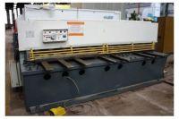 Hydraulické tabulové nůžky AJIAL 3000x10