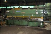 Hydraulic Guillotine Shear MARIANNI CIN 402