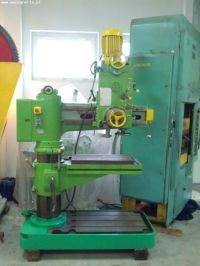 Radial Drilling Machine CEGIELSKI WRS 25/08