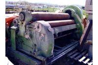 4 roll plate bøying maskin LISSE EF I