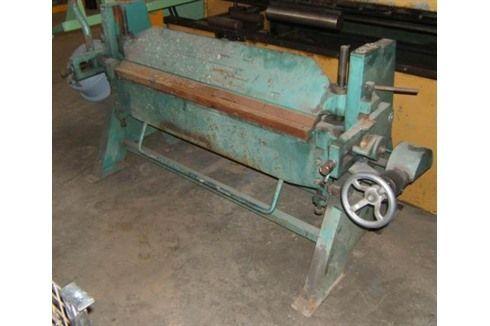 Folding maskin for metall JOUANEL PTN 1380 M 1960