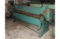 Folding Machines for sheet metal COLLY BOMBLED 251 E