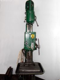 Box Column Drilling Machine CHOFUM WKA 25