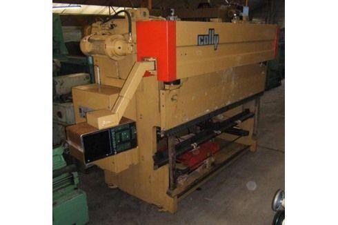 CNC Hydraulic Press Brake COLLY BOMBLED PSG 200-3 1985