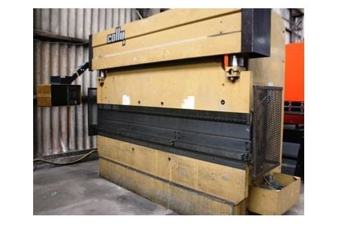CNC Hydraulic Press Brake COLLY BOMBLED PS 125-3 1986