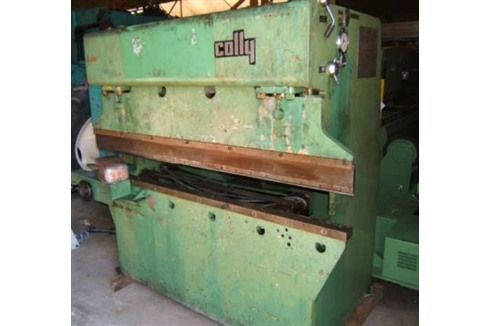 Hydraulic Press Brake COLLY BOMBLED P 502 1965