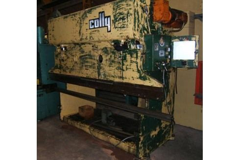 Hydraulic Press Brake COLLY BOMBLED 754 1961