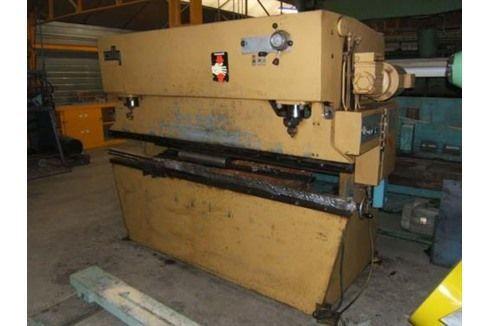 Hydraulic Press Brake COLLY BOMBLED 655 1978