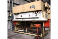 CNC Hydraulic Press Brake COLLY BOMBLED 2010