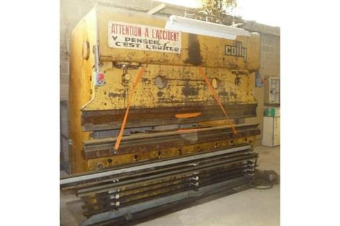 Hydraulic Press Brake COLLY BOMBLED 1056 1976