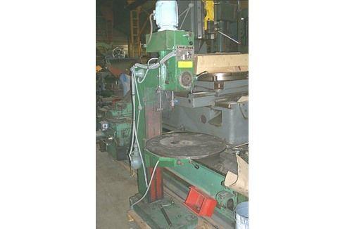 Box Column Drilling Machine LINE JOST PX 1 1986
